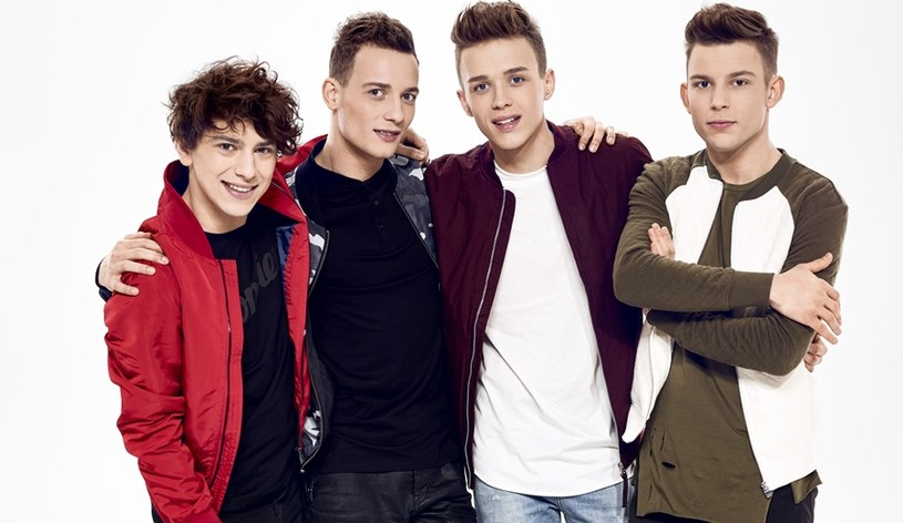 """Nowy boysband Neo nagrał piosenkę """"Przygarnij mnie"""", która promuje program TVP2 o tym samym tytule."""