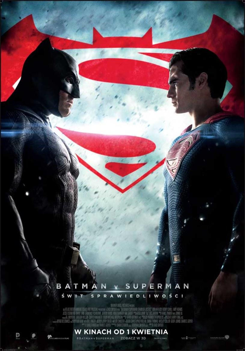 """Przedpremierowe pokazy filmu """"Batman v Superman: Świt sprawiedliwości"""" w kinach IMAX rozpoczną się już na 5 dni przed oficjalną polską premierą i odbędą w dniach 27-29 marca. Na pierwszych widzów IMAX tylko 27 marca czeka wyjątkowy prezent w postaci limitowanej edycji plakatów filmu. Przedsprzedaż biletów rusza od najbliższego piątku, 4 marca."""