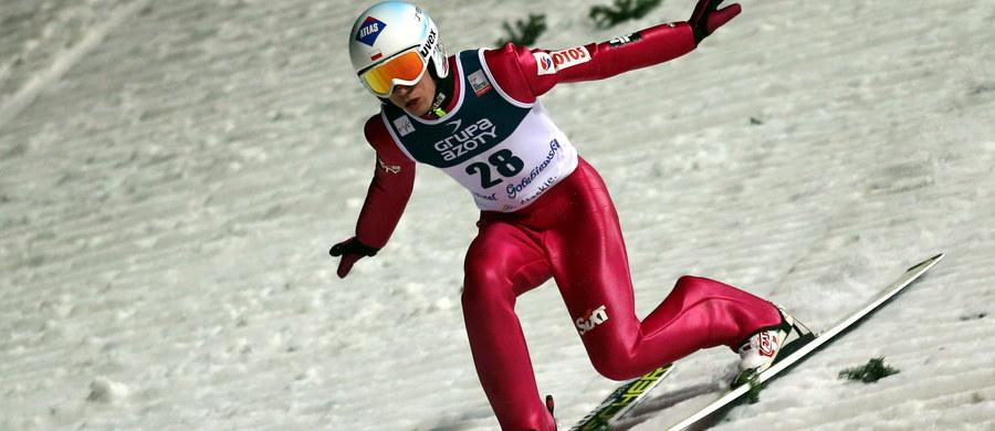 Kamil Stoch zajął dziesiąte miejsce w konkursie Pucharu Świata w skokach narciarskich w Wiśle-Malince. Zwyciężył Czech Roman Koudelka. Słoweniec Peter Prevc, który już wcześniej zapewnił sobie trofeum, uplasował się na piątej pozycji. Do finału zakwalifikowało się 5 Polaków.