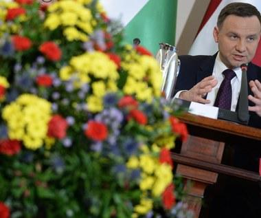 Andrzej Duda: Podmuchu nie poczułem, ale wystrzał był. Rzeczywiście był huk