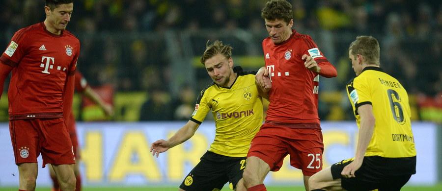 To miał być hit Bundesligi. Na boisku w Dortmundzie wicelider rozgrywek zmierzył się z liderem. I choć piłkarze obu drużyn zafundowali kibicom niezły mecz, to jednak zabrakło wielkich emocji, a co najważniejsze - zabrakło także bramek.