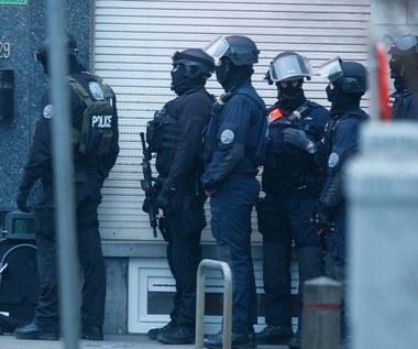 Sprawca strzelaniny w Brukseli to nielegalny imigrant z Algierii