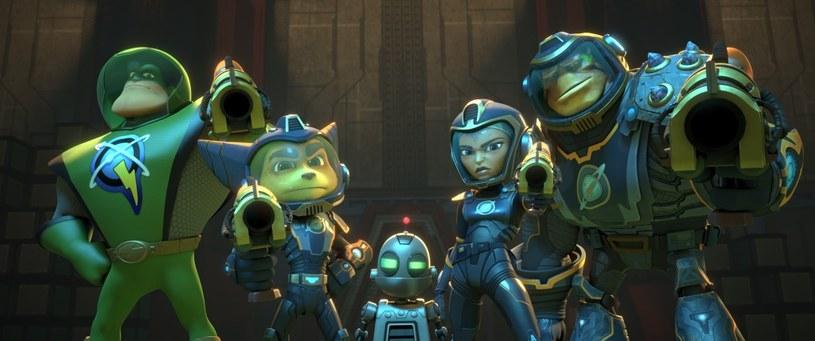 """""""Ratchet i Clank"""" - filmowa wersja jednej z najpopularniejszych gier wideo wszech czasów to produkcja, o jakiej przez lata marzyli sympatycy gier - dopracowana jakościowo, wsparta wysokim budżetem i gwiazdorską obsadą dubbingową."""