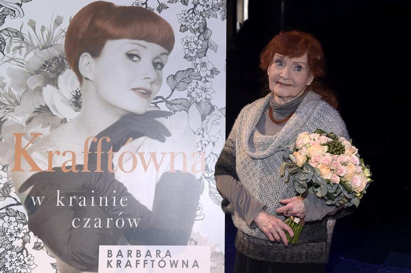 88. urodziny i 70 lat na scenie to wyjątkowa okazja do świętowania. Niezapomniane kreacje Barbary Krafftówny wciąż bawią i wzruszają.