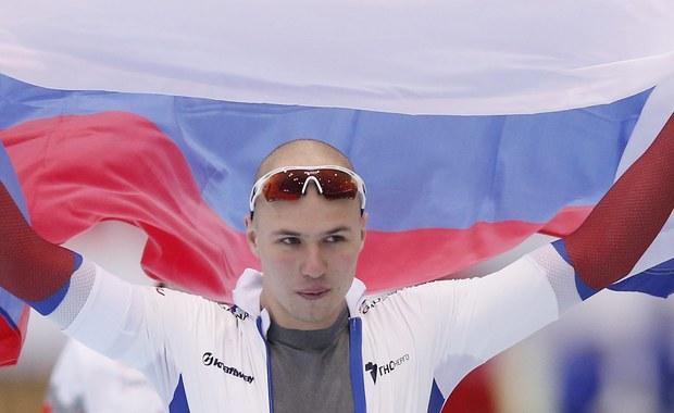 """Pięciokrotny mistrz świata Paweł Kuliżnikow jest jednym z trzech rosyjskich łyżwiarzy szybkich, u których badanie próbki """"B"""" potwierdziło stosowanie niedozwolonego środka meldonium - poinformowała Międzynarodowa Unia Łyżwiarska (ISU).Potwierdzono, że poza Kuliżnikowem, pozytywny wynik mieli też specjalizujący się na krótkim torze mistrz olimpijski w sztafecie z Soczi Siemion Jelistratow i mistrzyni Europy z 2015 roku Jekaterina Konstantinowa."""