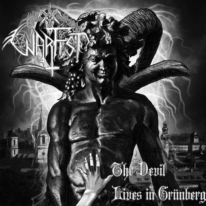 Wrath z metalowej grupy Warfist został zatrzymany podczas koncertu w rodzimej Zielonej Górze. Poszło o pas z nabojami.