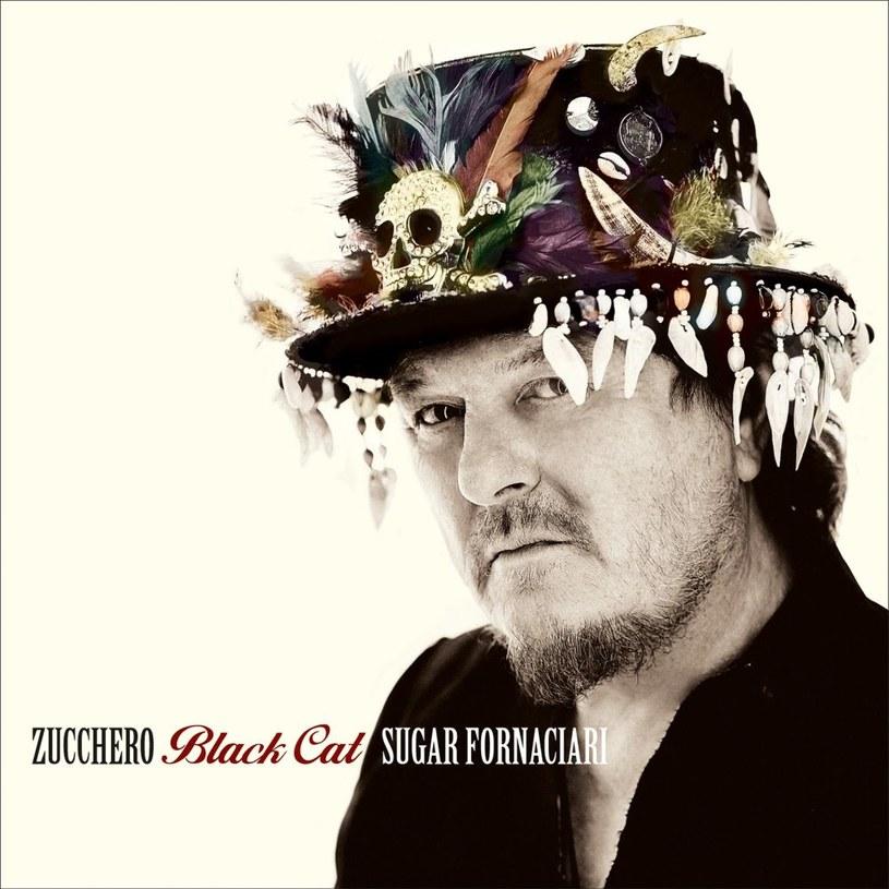 """29 kwietnia ukaże się nowa płyta włoskiego wokalisty Zucchero """"Sugar"""" Fornaciariego. Z albumem """"Black Cat"""" w październiku przyjedzie do Polski."""