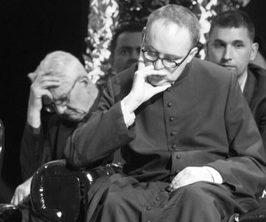 Ksiądz Jan Kaczkowski nie żyje. Duchowny zmarł po długiej chorobie