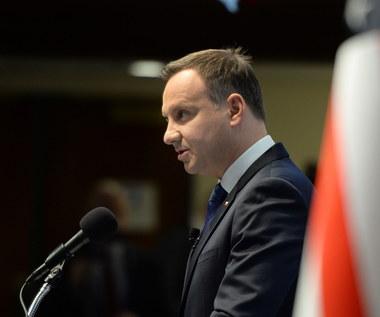 Prezydent Duda w USA: Polska jest adwokatem euroatlantyckiej jedności w polityce międzynarodowej