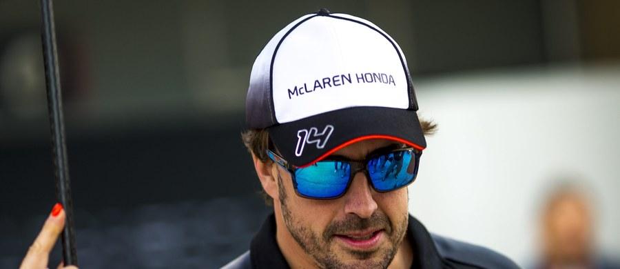 Fernando Alonso nie przeszedł testów medycznych i nie dostał pozwolenia na start w Grand Prix Bahrajnu. To skutek groźnego wypadku Hiszpana podczas wyścigu w Australii.