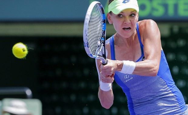 Agnieszka Radwańska nie zagra w rozpoczynającym się w poniedziałek w Katowicach tenisowym turnieju WTA. Tenisistka ma problemy z barkiem.