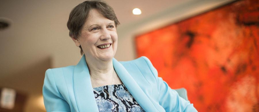 Była premier Nowej Zelandii, przewodnicząca Programu Narodów Zjednoczonych ds. Rozwoju, Helen Clark potwierdziła, że będzie się ubiegać o stanowisko sekretarza generalnego ONZ. Podała też, że władze Nowej Zelandii przesłały notę w tej sprawie.