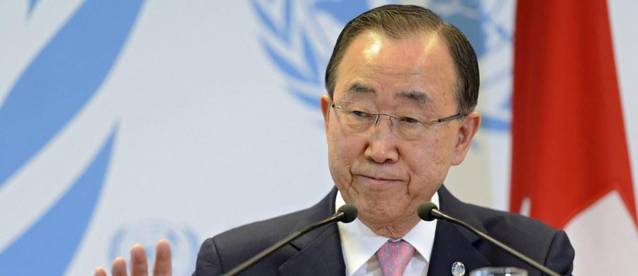 Ugrupowanie dżihadystów Państwo Islamskie i inne ruchy ekstremistyczne rozprzestrzeniają się na całym świecie jak rak - ostrzegał w piątek sekretarz generalny ONZ Ban Ki Mun. Wzywał państwa do współpracy w zwalczaniu plagi terroryzmu.