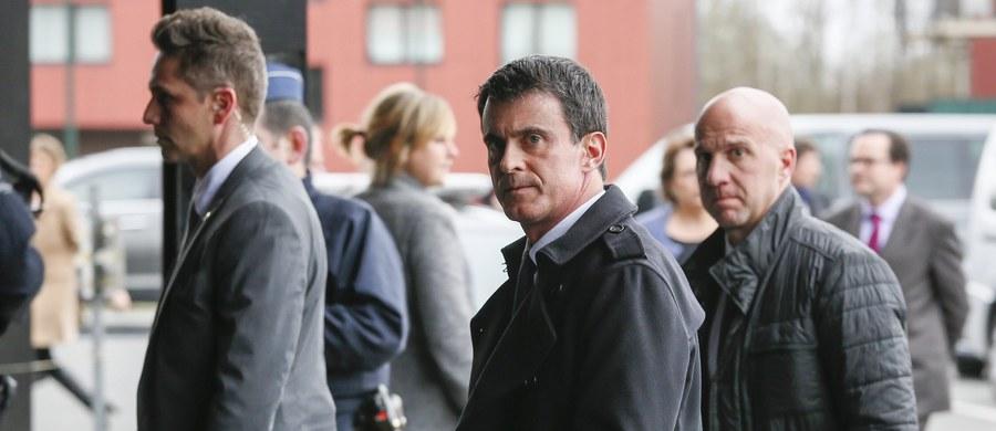 Komórka dżihadystyczna, która 22 marca przeprowadziła zamachy w Brukseli chciała także zaatakować w Paryżu - podały służby specjalne. Premier Francji Manuel Valls zaznaczył, że to dowód na to, że jego kraj jest szczególnie zagrożonymi atakami.
