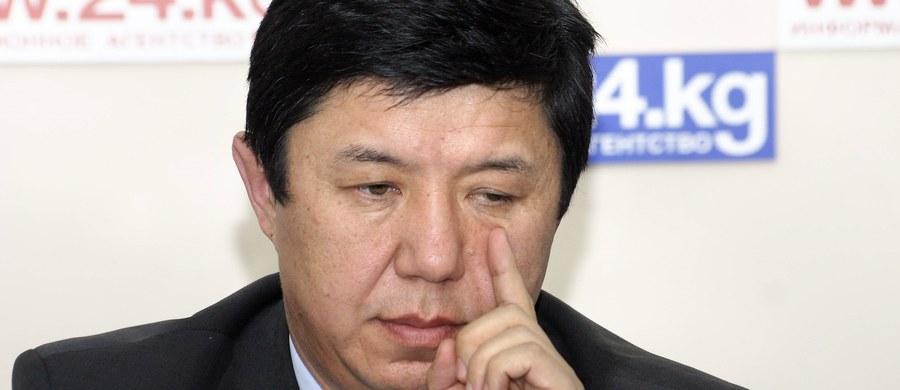 Premier Kirgistanu Temir Sarijew odchodzi ze stanowiska szefa Rady Ministrów – podała agencja Reutera, powołując się na rosyjską agencję TASS. Sarijew rozpoczął kadencję na stanowisku w maju 2015 roku.