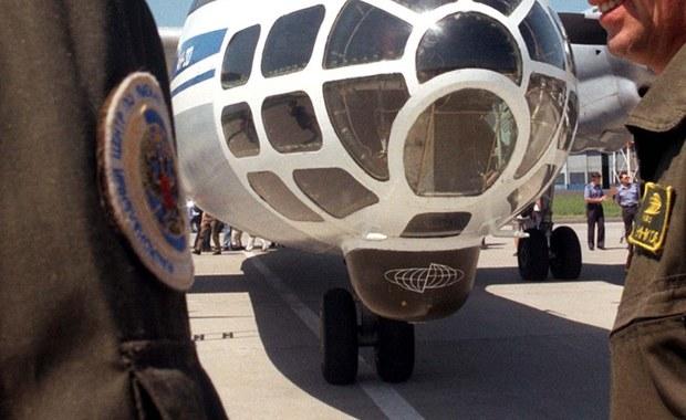 Rosjanie będą kontrolować polską infrastrukturę wojskową z powietrza. W poniedziałek przylatują na warszawskie lotnisko Okęcie samolotem An-30. To element realizacji Traktatu o Otwartych Przestworzach.