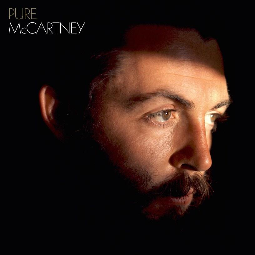 """10 czerwca ukaże się kompilacja największych przebojów Paula McCartneya - """"Pure McCartney""""."""