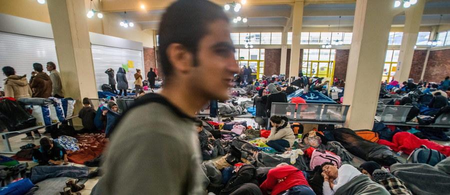 Grecka policja przystąpiła do likwidowania dzikiego obozowiska migrantów w należącym do aglomeracji ateńskiej porcie w Pireusie - poinformowała telewizja Skai. Likwidacja ma związek z rozpoczynającym się sezonem turystycznym.