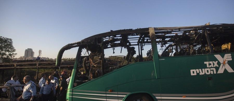 Co najmniej 15 osób zostało poszkodowanych w wyniku eksplozji, do której doszło w poniedziałek w jednym z autobusów w Jerozolimie - poinformowało izraelskie radio. Przyczyna wybuchu jest ciągle nieznana.