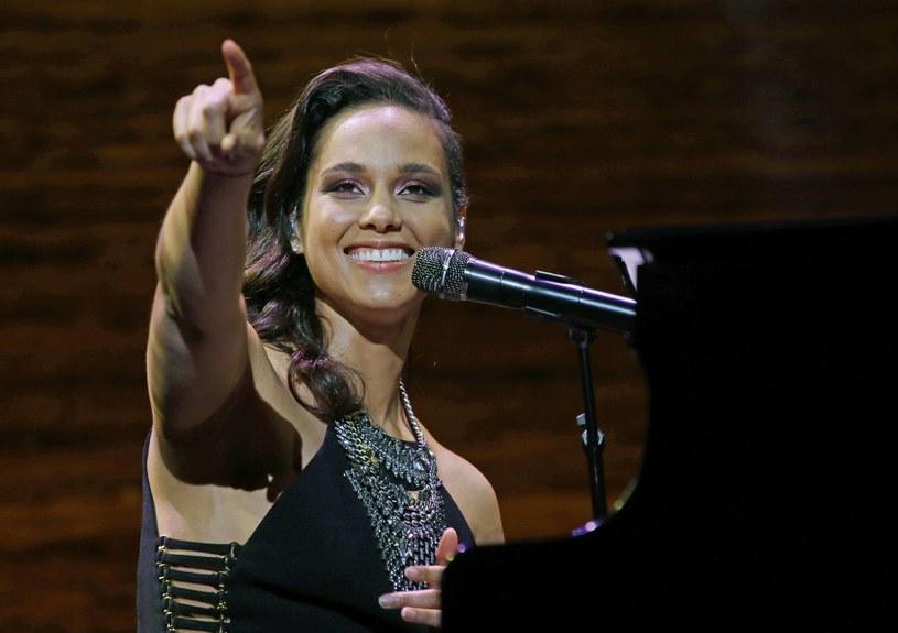 """""""Ciao Italia"""" - napisała na Twitterze Alicia Keys. Amerykańska wokalistka zapowiedziała w ten sposób swój występ w finale UEFA Champions League, który odbędzie się 28 maja w Mediolanie."""