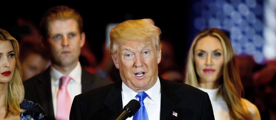 """Chińskie władze mają nadzieję, że mieszkańcy USA w perspektywie wyborów prezydenckich """"rozsądnie i obiektywnie"""" zanalizują relacje łączące oba kraje - pisze Reuters. To reakcja na możliwą nominację prezydencką Donalda Trumpa z ramienia Republikanów."""