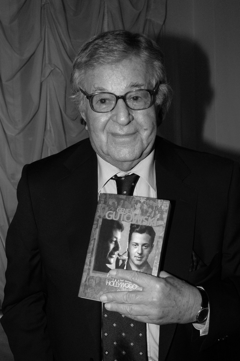 Gene Gutowski, ocalały z Holokaustu polski producent filmowy, znany m.in. ze współpracy z Romanem Polańskim, we wtorek, 10 maja, zmarł na zapalenie płuc w szpitalu w Warszawie - poinformował jego syn, cytowany przez agencję Associated Press. Gutowski miał 90 lat.