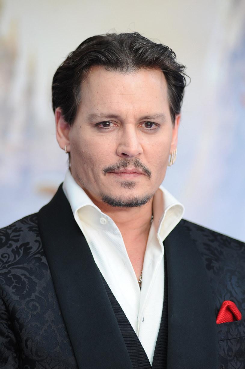 """Johnny Depp zagra główną rolę w filmie """"The Libertine"""" inspirowanym historią Dominique'a Strauss-Kahna."""