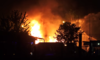 RMF24: Pożar w Ostrołęce. Spłonęły cysterny z paliwem