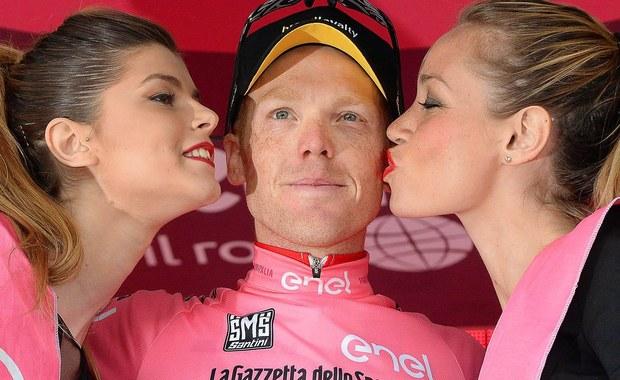 To już ostatni wolny dzień w tegorocznym Giro d'Italia. Czy lider wyścigu, Holender Steven Kruijswijk utrzyma w ostatnim tygodniu koszulkę lidera?