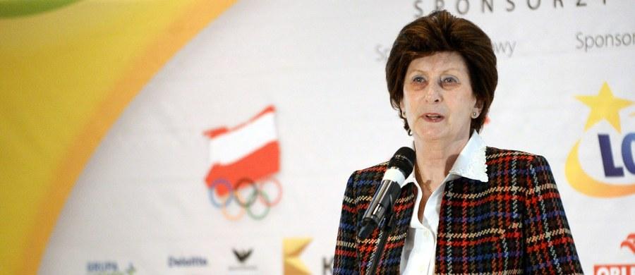 """Najbardziej utytułowana polska lekkoatletka Irena Szewińska we wtorek kończy 70 lat. Pierwsze życzenia otrzymała już w niedzielę od organizatorów i uczestników Biegu Łomianek jej imienia. """"Nie spodziewałam się tego. To zaskoczenie, że pamiętali"""" - przyznała."""