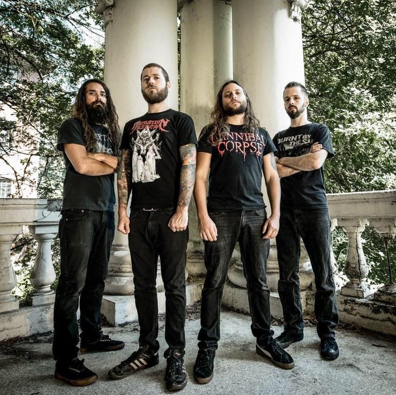 Bostońska formacja Revocation zarejestrowała nowy materiał.