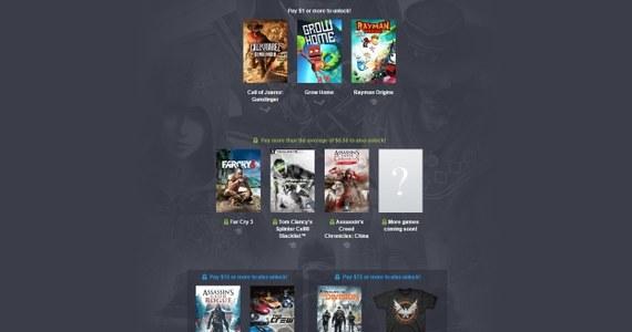Humble Ubisoft Bundle: Powtórka z rozrywki