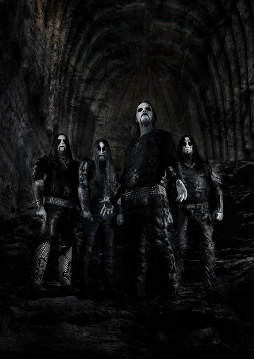 """Tuż przed premierą pierwszego od siedmiu lat albumu, Szwedzi z Dark Funeral opublikowali nowy teledysk """"Unchain My Soul""""."""