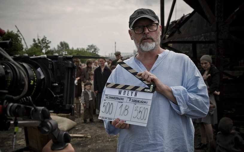 """Zakończyły się zdjęcia do filmu Wojtka Smarzowskiego """"Wołyń"""" - poinformował na Facebooku producent obrazu, Film It."""