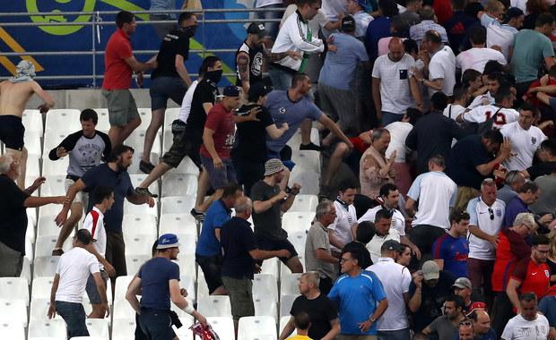Komisja Dyscyplinarna UEFA zdecydowała o dyskwalifikacji reprezentacji Rosji uczestniczącej w mistrzostwach Europy. Wykonanie kary zostało jednak zawieszone do czasu ewentualnego powtórzenia się chuligańskich burd na stadionie.