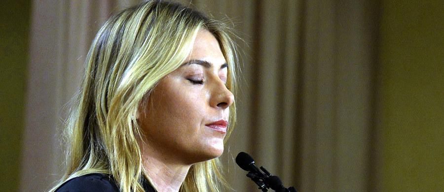 Była liderka światowego rankingu tenisistek Maria Szarapowa złożyła do Trybunału Arbitrażowego ds. Sportu w Lozannie (CAS) odwołanie od kary dwuletniej dyskwalifikacji, nałożonej na nią za doping przez Międzynarodową Federację Tenisową (ITF). Decyzja w sprawie 29-letniej zawodniczki, która przyznała się w marcu do zażywania zabronionej od 1 stycznia substancji meldonium, ma zapaść w połowie lipca. Jeśli dyskwalifikacja zostanie w całości zniesiona, Rosjanka będzie mogła wziąć udział w igrzyskach olimpijskich w Rio de Janeiro (5-21 sierpnia).