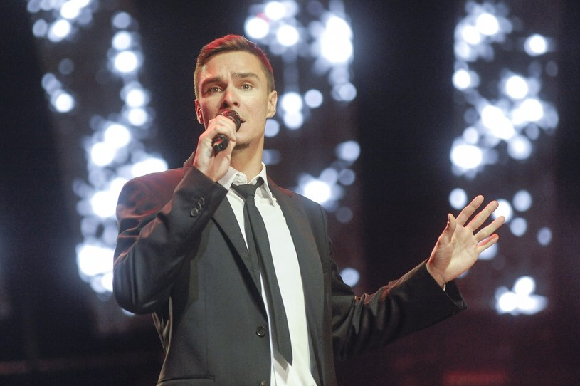 Znany z telewizyjnych programów wokalista Mateusz Krautwurst znalazł się w szpitalu.