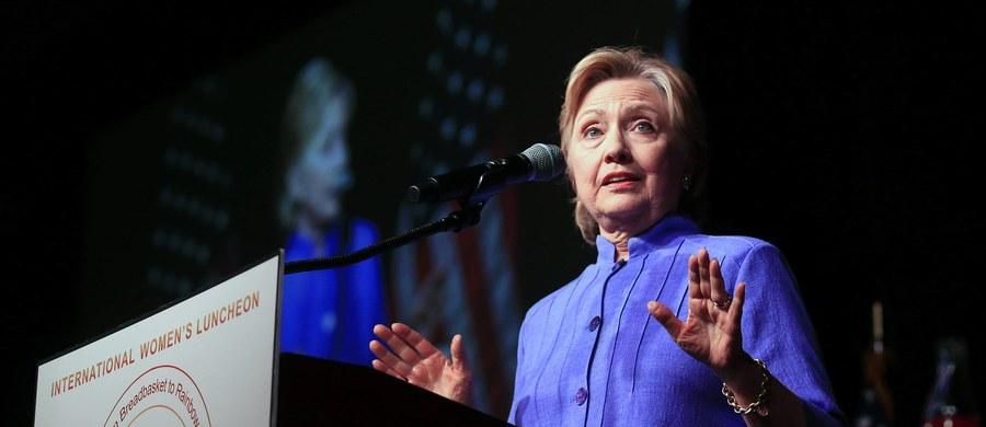 Hillary Clinton została przesłuchana przez agentów FBI w związku z dochodzeniem, czy używanie przez nią prywatnej skrzynki mailowej i serwera do celów służbowych naraziło na szwank tajemnice państwa - poinformował rzecznik jej kampanii prezydenckiej.