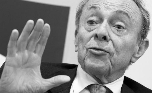 Były premier i historyczny lider francuskich socjalistów Michel Rocard zmarł w paryskim szpitalu w wieku 85 lat - podała agencja AFP.