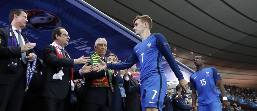 """""""Trójkolorowi"""" w meczu z Portugalią byli zmęczeni i ospali. Widać było jak na dłoni, że Antoine Griezmann przed Euro 2016 rozegrał 4965 minut (najwięcej!). Można też było odnieść wrażenie, że piłkarze marzą już o tym, aby sędzia zagwizdał po raz ostatni. Francuzi na pewno płaczą po porażce, ale jestem też pewny, iż odetchnęli z ulgą, że mistrzostwa się skończyły."""