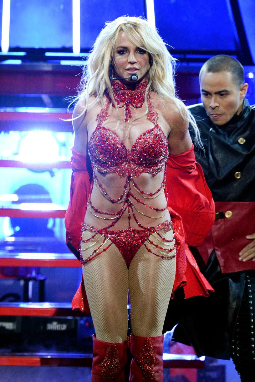 """Britney Spears za pośrednictwem profilu na Instagramie zapowiada swój nowy utwór zatytułowany """"Private Show""""."""