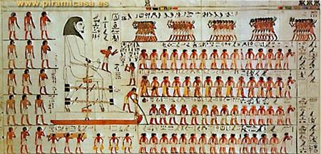 Jak powstały piramidy?