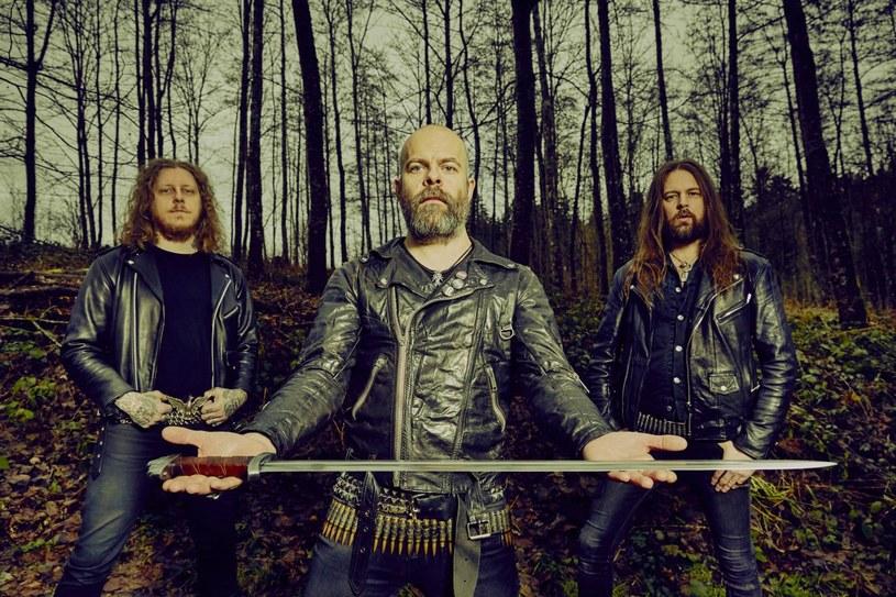 Na trzech grudniowych koncertach Szwedów z Amon Amarth u ich boku zobaczymy formację Grand Magus.