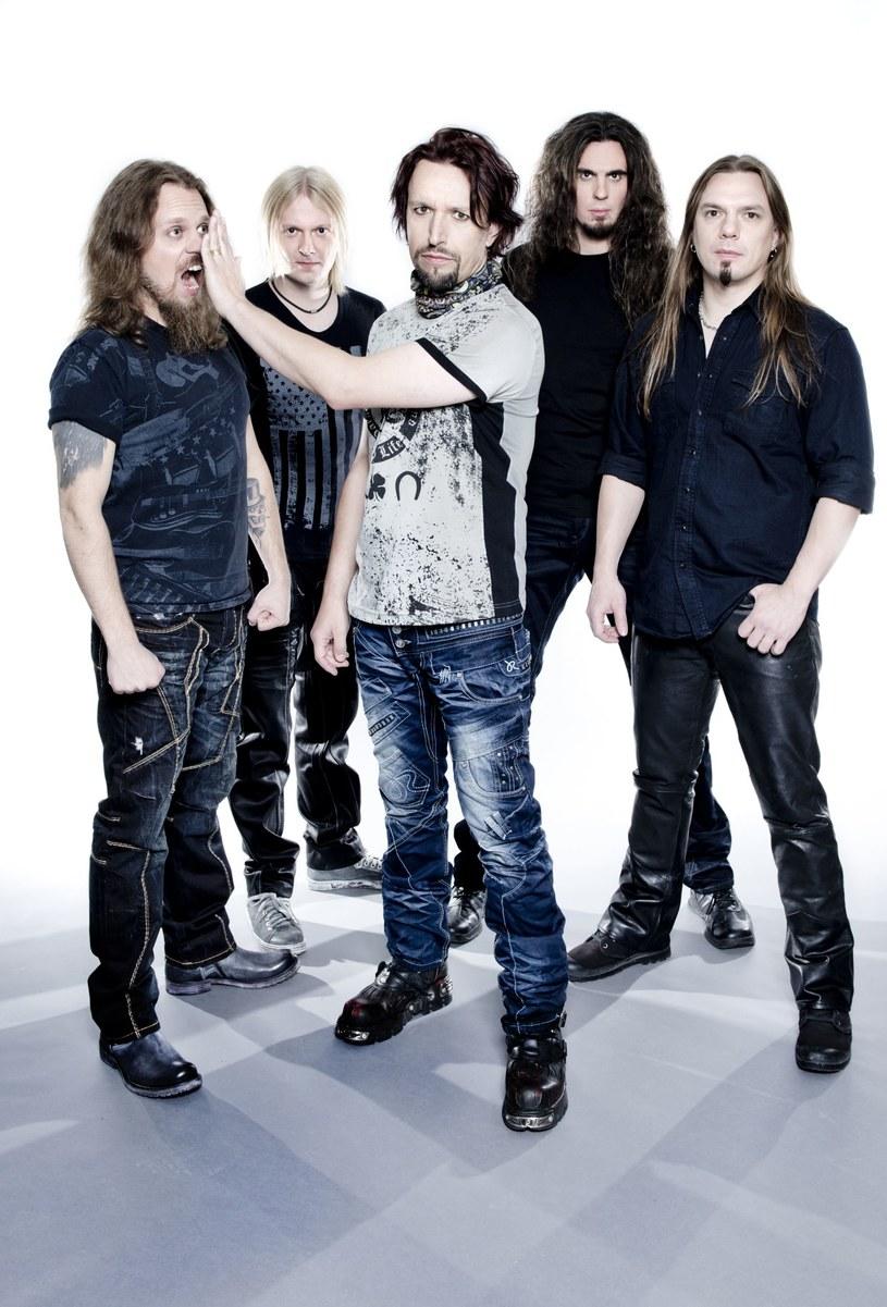 Powermetalowa formacja Sonata Arctica z Finlandii ma już za sobą nagrania nowego albumu.