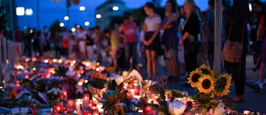 Policja zatrzymała przyjaciela sprawcy strzelaniny w Monachium. Mężczyzna miał być wtajemniczony w plany 18-latka, który zastrzelił w piątek 9 osób, a później popełnił samobójstwo.