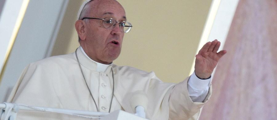 Pełny tekst przemówienia papieża Franciszka podczas mszy św. na krakowskich Błoniach.