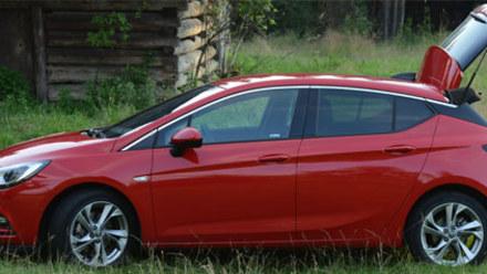 """Opel astra. """"Na samej urodzie długo się nie pojeździ"""""""