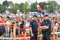 ŚDM: Policja apeluje do pielgrzymów