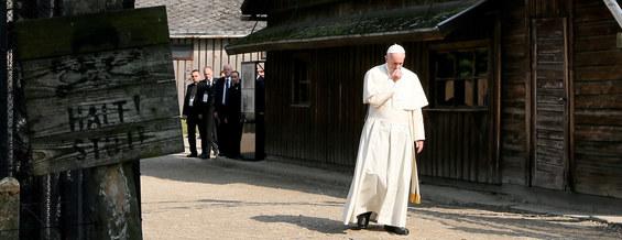 Czy młodzi zrozumieją gest papieża w Auschwitz?