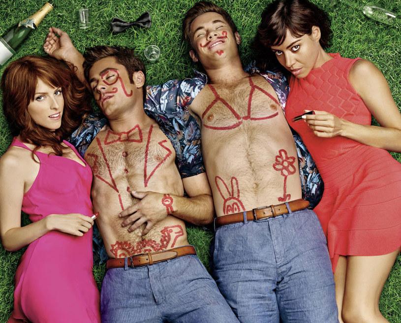 """12 sierpnia na ekrany polskich kin trafi komedia """"Randka na weselu"""". Znajdzie się w nim nietypowa scena masażu... bezdotykowego."""